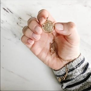 Stella & Dot's Julia Coin Pendant